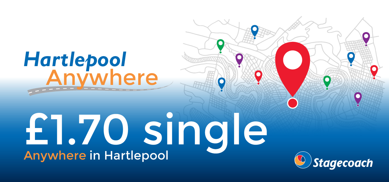 Hartlepool Anywhere